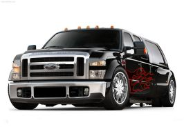 FORD F 450 low rider by getedoi