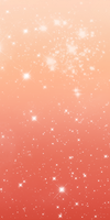 Free Custom Box Background: Orange Sparkles by SpookyBjorn
