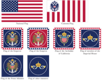 An American Monarchy - Flags by Regicollis