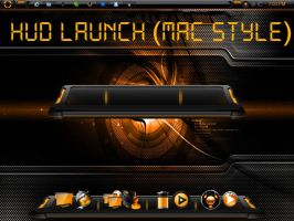 HUD Launch (Mac Style) by Mafia-007