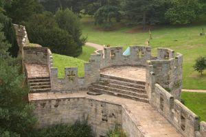 Warwick Castle 9 by FoxStox