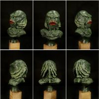 creature from the black lagoon by kezeff