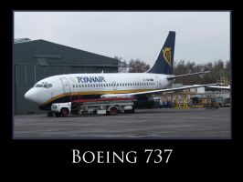Boeing 737 by open-flanker
