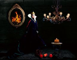 Tales of Time: Evil Queen by Bushaqua