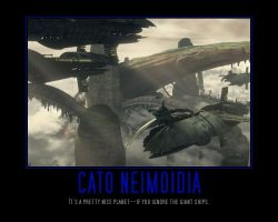Battle of Cato Neimoidia by Onikage108