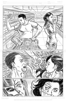 2017 DC Talent Workshop Submission Page 1 by AndyMichaelArt
