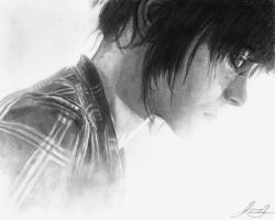 Ellen Page - BEYOND two souls by Jabbled