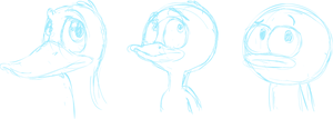 Duck styles by Nutty-Nutzis