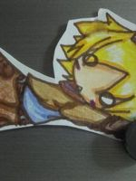Ezreal Paper Doll by KirariRinkan