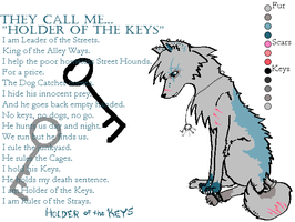 Holder of the Keys by KenshiTora