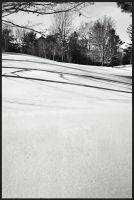 iPhoneography,  Winter Patterns XVIII by Gerald-Bostock
