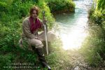 The Lion and the river by Aerien-Designs