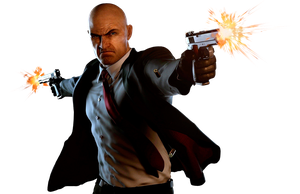 Hitman Absolution - Agent 47 by IvanCEs