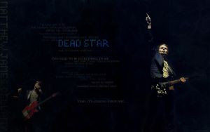 Muse - Dead Star Wallpaper by carolmunhoz