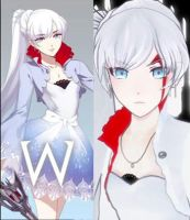 RWBY Character Page Image: Weiss Schnee by deathisabishi