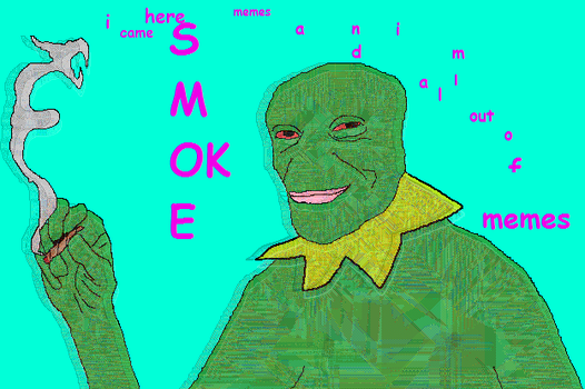 Smoke Memes Erry day by vtheawesoeme