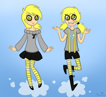Derpy Hooves by pidopay