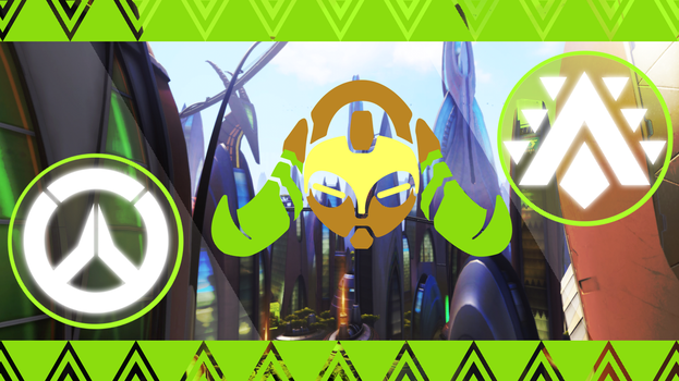 Orisa - Wallpaper by StarlightBolt26