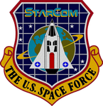 StarCom The US Space Force Shield by viperaviator