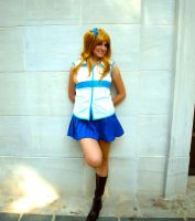 Lucy Heartfilia Cosplay 4 by Hikari-Cosplay