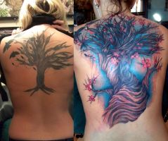 Tree Coverup by Uken