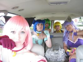 TMM going to AX10 by niicakes