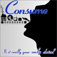 BUY NOTHING DAY - Consume? by scart