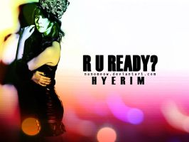R U Ready? 2ND Lim by nanomeow