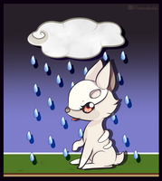 I Want To Taste The Rain by Ambercatlucky2