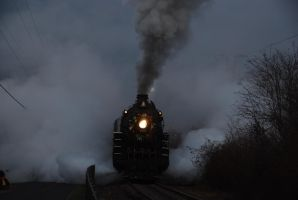 SPandS #700 on the Holiday Express 3 by TaionaFan369