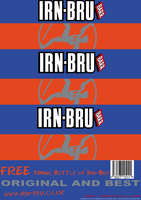 Irn-Bru - Advert by Tech-Dave