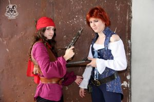 Pirate Ladies 2 by MiracoliCosplay