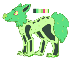 slime dog by Unsubs