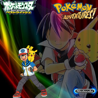 Ash Ketchum and Red Wallpaper by TeenPioxys101