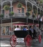 French Quarter Buggy Ride by SalemCat