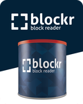 Blockr.io sticker#1 by Tyzyano