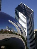 The Cloud of Chicago by RaCzarina