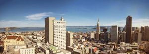 San Francisco Panorama 2 by moonaniteone