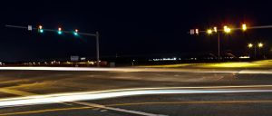 Intersection of Lights 2 by SeeMooreDesigns