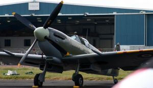 SPITFIRE mk9 MH 434 by Sceptre63
