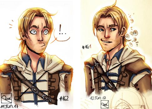 Edward Kenway by Rina-from-Shire