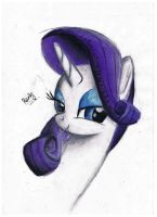 Rarity by koniareczka10