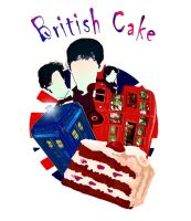 British Cake by ymymy