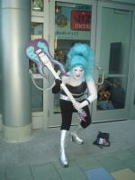 Ember Mclain - Anime Expo 2006 by FirefuryAmahira