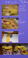 frill tutorial by lindasowa