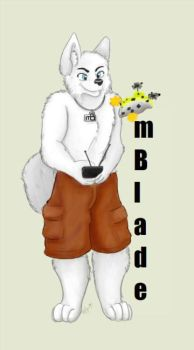 mBladebadge by Commander-ShiningCat