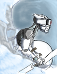 The Seven Deadly Toa: Sloth by Shadow-Lockheed