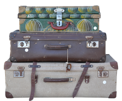 Luggage PNG by jojo22