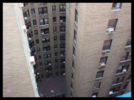 NYC in 3D by moonglowdude