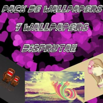 Pack de Wallpapers! by samikis